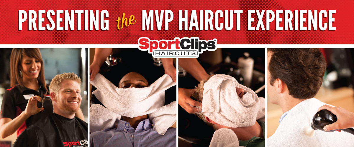 The Sport Clips Haircuts of Acworth MVP Haircut Experience
